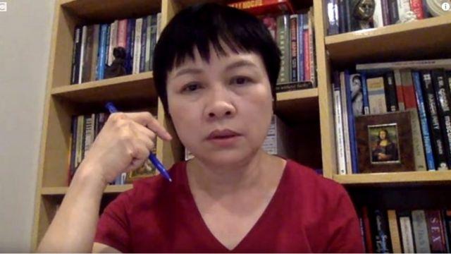 Nhà xã hội học Khuất Thu Hồng