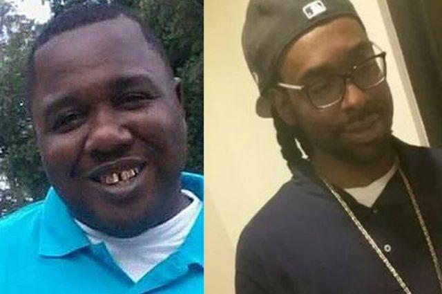 Alton Sterling y Philando Castile