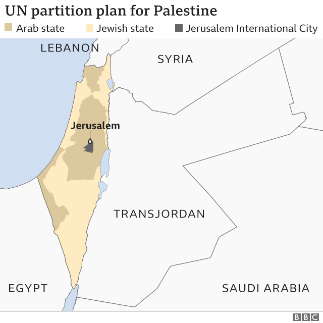 Israel's borders explained in maps - BBC News