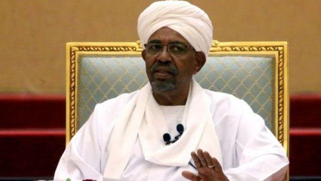 Omar al-Bashir bụ onye ndị uweojii nyere ọsọ n'ọkwa ọchịchị ya n'ihi ọgbaghara na Sudan