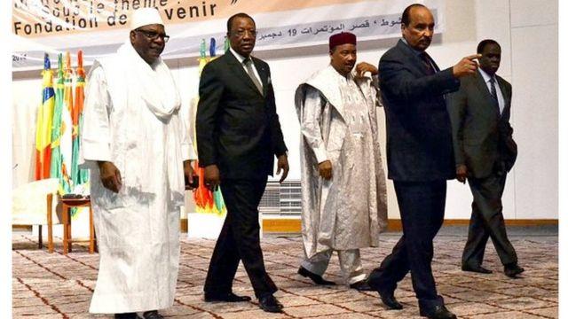 mali, tchad, mauritanie