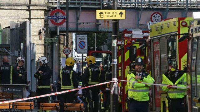 لندن دہشت گردی
