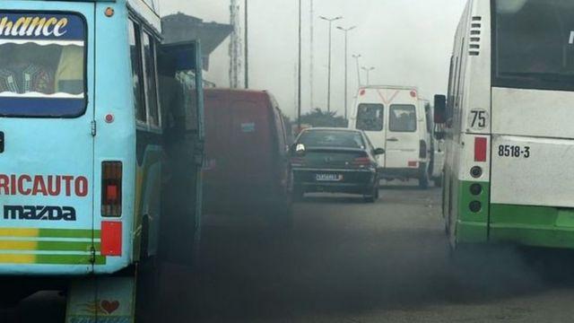L'Organisation mondiale de la santé (OMS) a révélé qu'environ trois millions de décès chaque année sont liés à la pollution atmosphérique extérieure causée par les moteurs diesel.