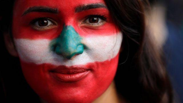 تظاهرات لبنان: کشوری که احساس می کند دوباره متولد شده
