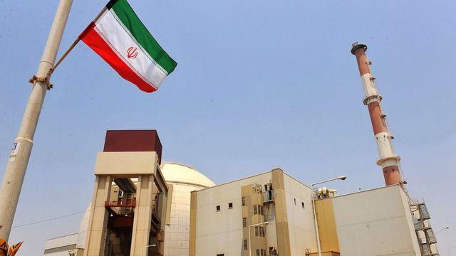 Иранская АЭС