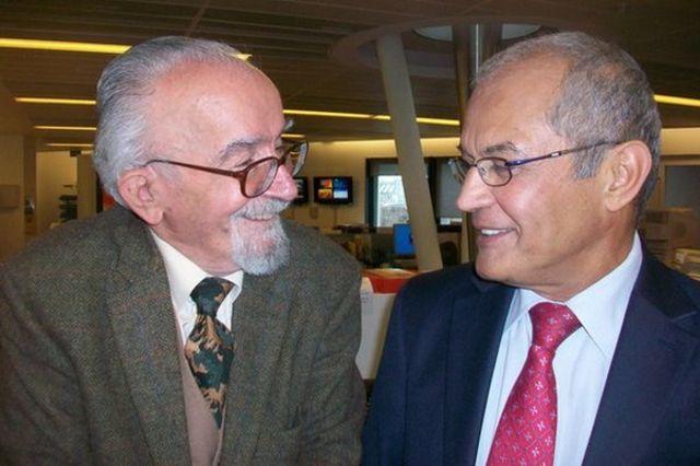 با محمود کیانوش