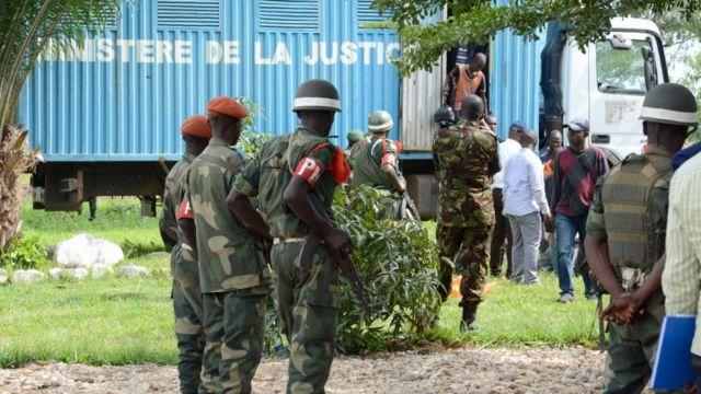 La majorité de ces exactions ont été commises dans les provinces affectées par des conflits armés dans l'Est du pays.