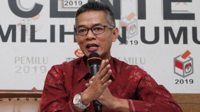 Ditangkap KPK, Komisioner KPU Wahyu Setiawan diperiksa intensif - BBC News  Indonesia