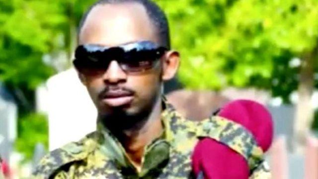 Hari hashize ibyumweru humvikana amakuru yuko yatawe muri yombi mu birwa bya Comores akajyanwa mu Rwanda