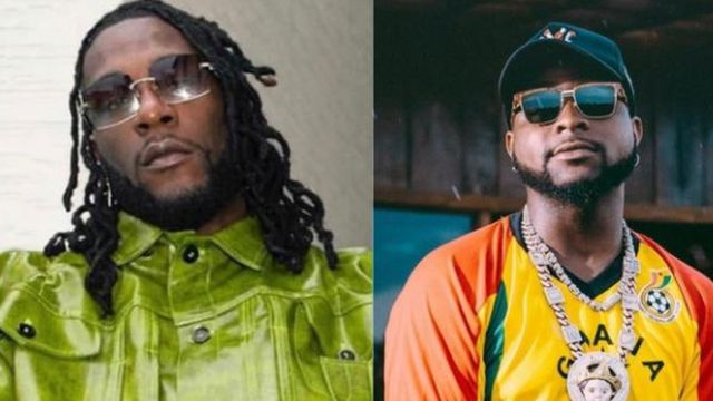 Davido and Burna Boy fight in Ghana: Wetin cause gbas-gbos between Davido  and Burna Boy for Ghana nightclub? - BBC News Pidgin