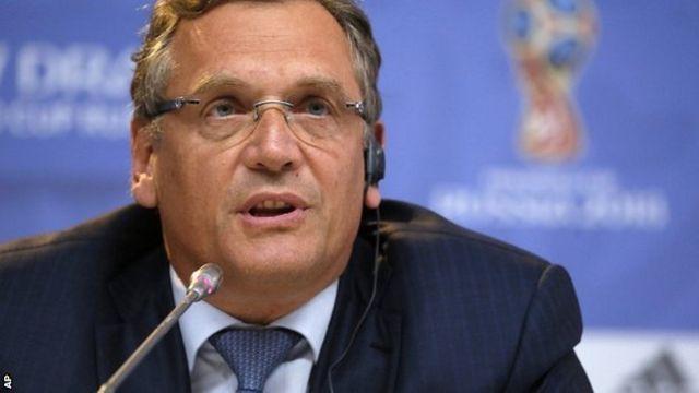 バルケ事務局長は2007年の就任以来、ブラッター会長の右腕となっていた