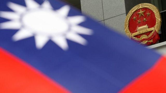 台灣與中國