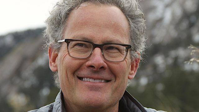 Nicholas Carr en una foto reciente