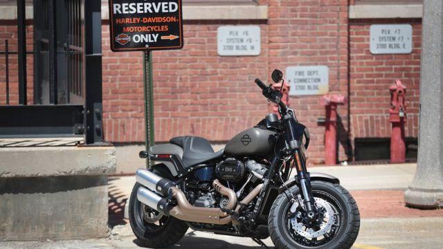 EUが導入を予定する対抗関税で、ハーレー・ダビッドソンのバイクも課税される
