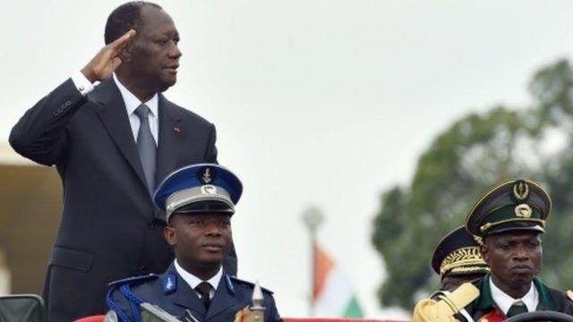Le président Ouattara s'était engagé fin novembre 2014 à verser ces arriérés de soldes.