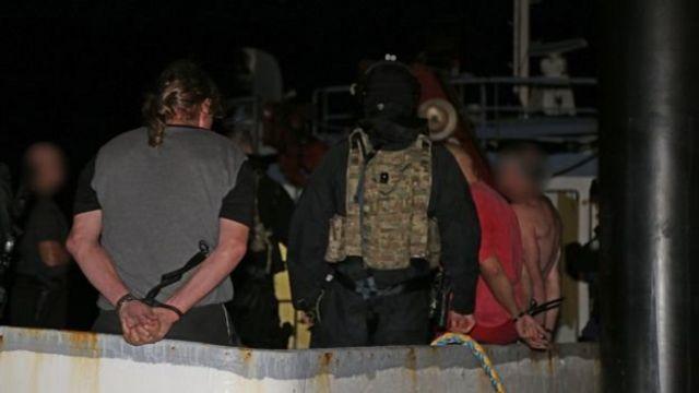 متهمون بالاتجار في المخدرات في أستراليا