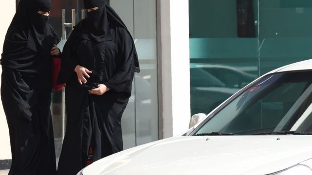 Saudi women and driving
