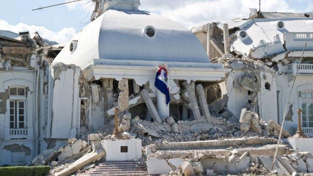 3 imágenes icónicas del terremoto de Haití que en 2010 causó más de 300.000  muertes (y cómo está el país 10 años después) - BBC News Mundo