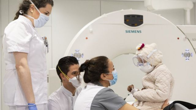 Ahinara during treatment