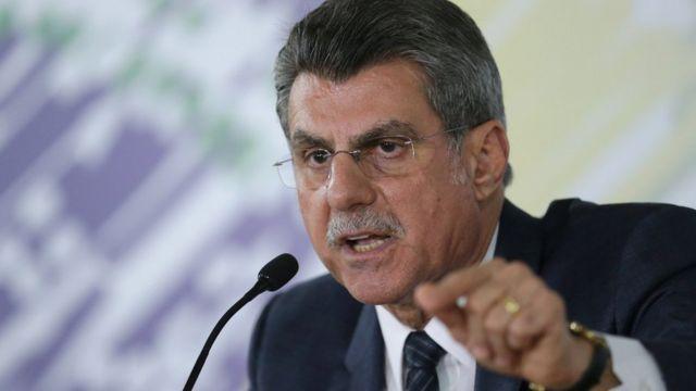 Romero Jucá foi afastado do Ministério do Planejamento