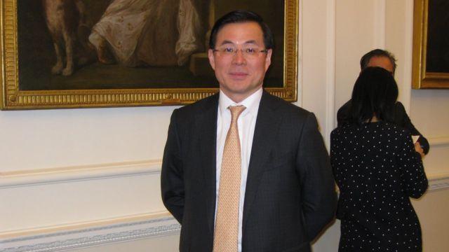 倫敦帝國理工大學教授楊廣中CBE