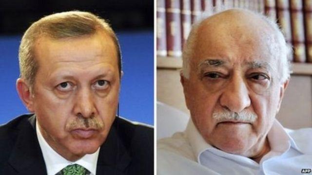 Leta ya Ankara ashaka ko Fetulah Gullen arungikwa muri Turkia