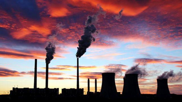 Usina de carvão