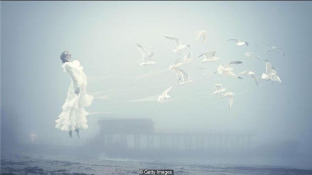 """一些哲學家辯稱,是時候拋棄把靈魂視為一種""""實體""""的觀點了 (Credit: Getty Images)"""