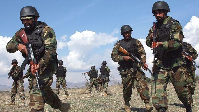 पाकिस्तान सेना