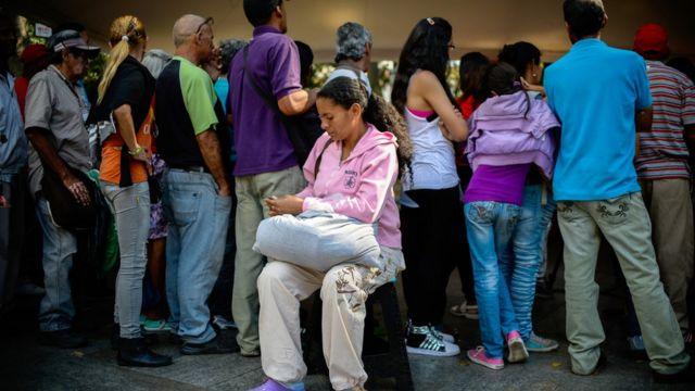 venesuela əhalisi