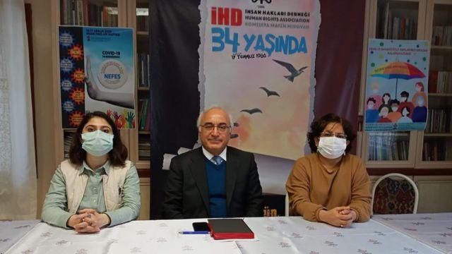 Öztürk Türkdoğan, 19 Mart'ta gizli bir soruşturma kapsamında gözaltına alındı ve adli kontrol şartıyla serbest bırakıldı.