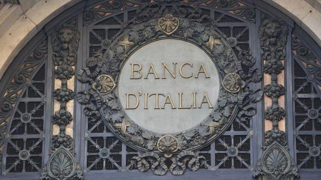 イタリアの中央銀行