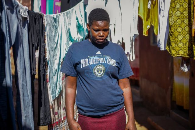 Adama en Kenia