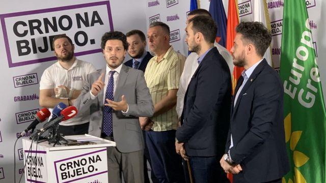 Podgorica, 1. septembar 2020.