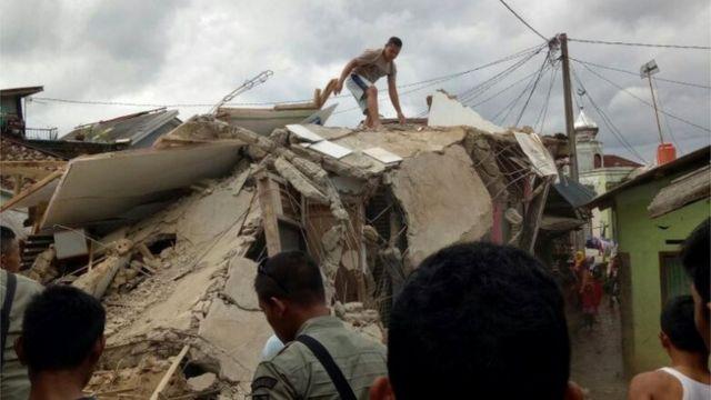 Gempa Di Jakarta Banten Dan Sekitarnya Setya Novanto Sempat Diungsikan Dari Kpk Bbc News Indonesia