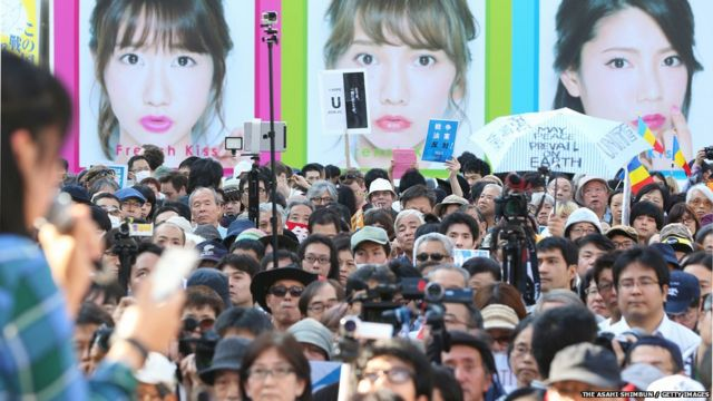 安全保障関連法案をめぐる抗議活動は、日本の若者は政治に関心がないという見方を変えた