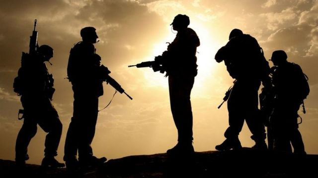 British soldiers in Afghanistan (file photo)