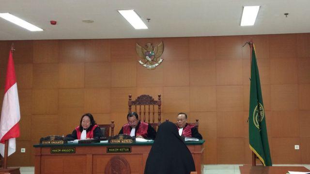 Sidang di Jakarta