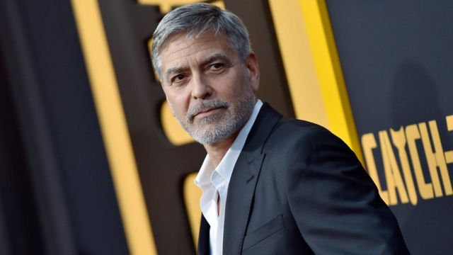 Catch 22: How George Clooney was lured back TV