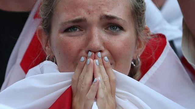 warga London menangis