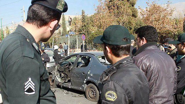 حمله به خودروی فریدون عباسی