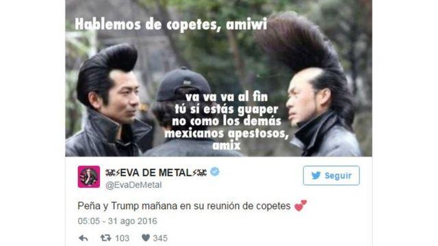 Tuit de Eva de Metal