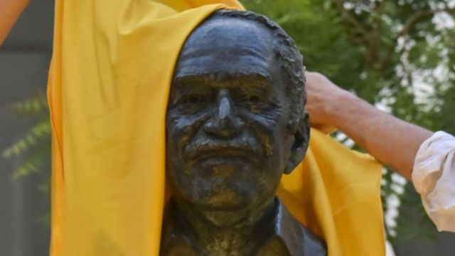 Garcia Marquez laid to rest in Cartagena, Colombia