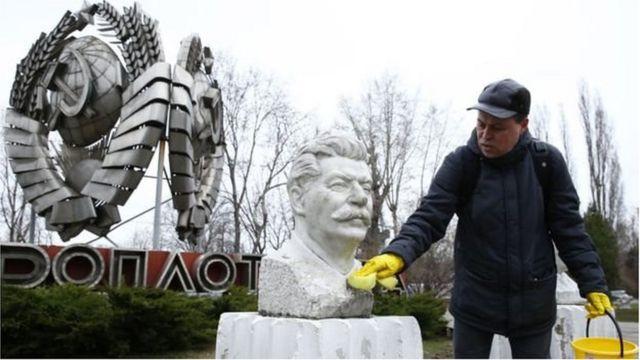 Công viên tượng đài Fallen tại Moscow