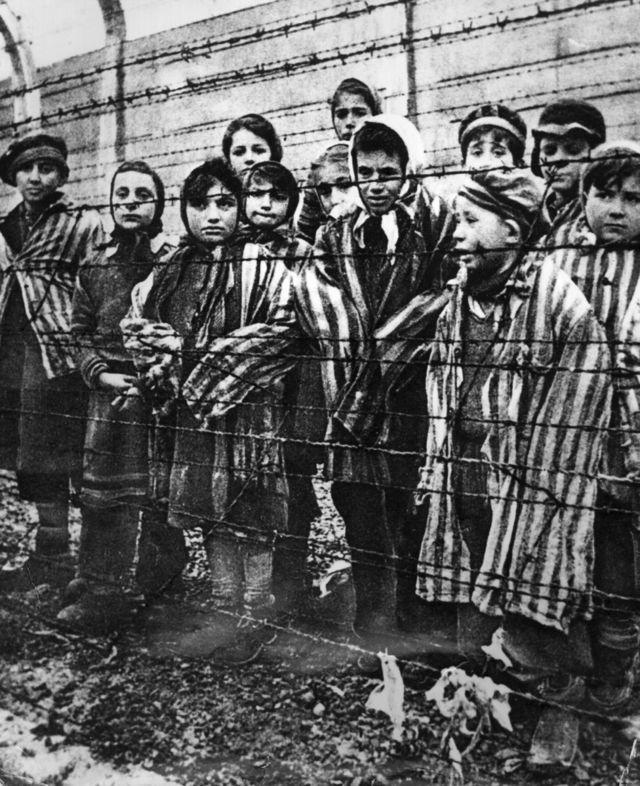 Beware hate speech, says Auschwitz Holocaust survivor