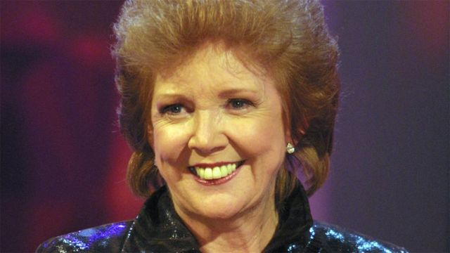 Cilla Black died after stroke, says coroner