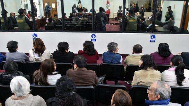 Juicio Abimael Guzmán
