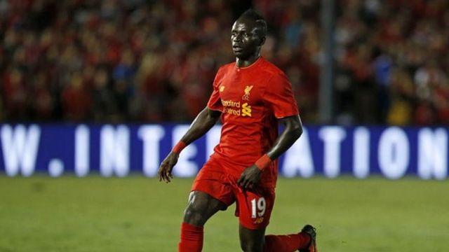 Sadio Mane wa Senegal na Liverpool