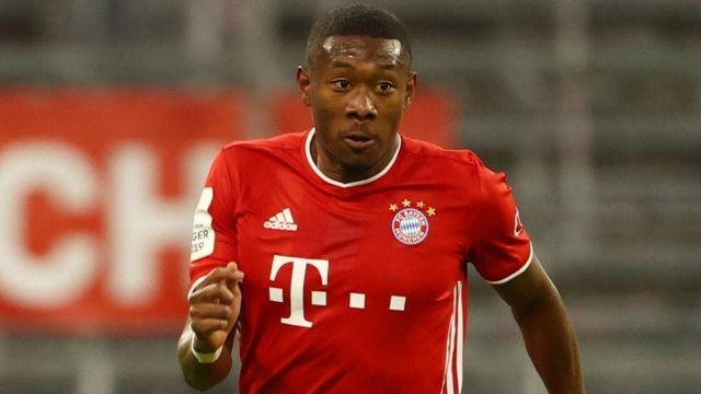 Wakala wa mchezaji David Alaba, wametaka Bayern Munich kumlipa pauni milioni 18