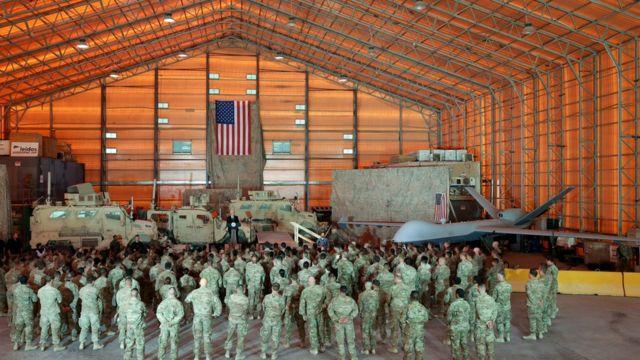 База США в Ираке